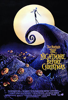 "Tim Burton's ""The Nightmare Before Christmas"" (1993)"