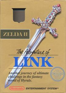 Zelda II:  The Adventure of Link (1987)