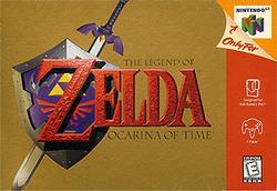 The Legend of Zelda:  Ocarina of Time (1998)