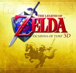 The Legend of Zelda:  Ocarina of Time 3D (2011)