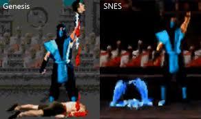 No decapitations for you, Nintendo fans.