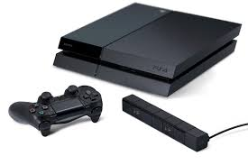 Despite being announced by Sony back in February, E3 was actually the fist time the PS4 console was shown.