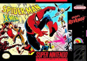 Spider-Man and the X-Men in Arcade's Revenge (1992)