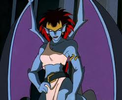Demona, Goliath's former lover, is one of the primary antagonists for season one and beyond.