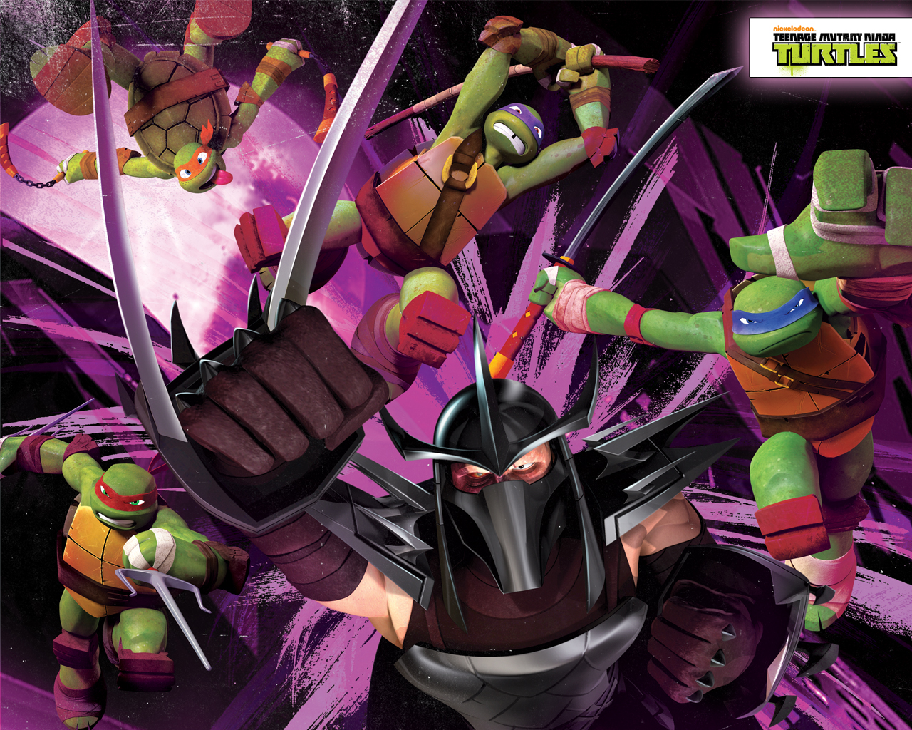 Teenage Mutant Ninja Turtles 2012