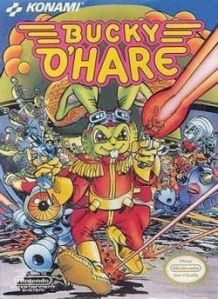 Bucky O'Hare - Nintendo Entertainment System (1992)