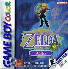 The Legend of Zelda:  Oracle of Ages (2001)