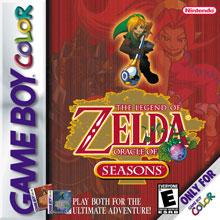 The Legend of Zelda:  Oracle of Seasons (2001)
