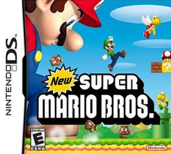 New Super Mario Bros. was a welcome return to the side-scrolling genre for Mario and Luigi.