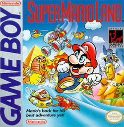 Different, but similar, Super Mario Land was a worthy first attempt at bringing Mario to the smallest of screens.