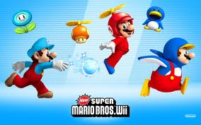 New power-ups and co-op play; it's all you really need to know about New Super Mario Bros. Wii.