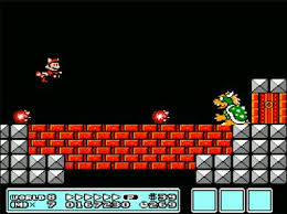 "Now Bowser really has to contend with a ""Super"" Mario."