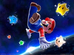 For the first time ever, Mario gets to spend an entire game in space.