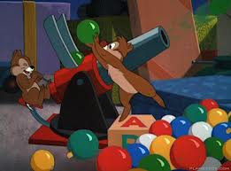 It's all-out war when Chip and Dale sneak into Donald's house.