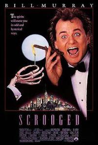 Scrooged (1988)