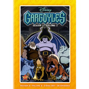 Gargoyles:  Season 2 - Volume 2 (2013)