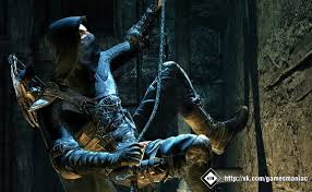 Thief is looking like it will be my second PS4 game, hopefully it doesn't disappoint.