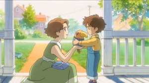 Ni no Kuni, at its core, is a story about a boy and his love for his mother.  Aww!