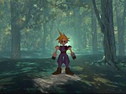 Many fans feel like Square could do a better job with FFVII if given another shot, mostly because Cloud looks like this in the original game.