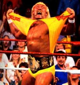 Hulk Hogan was synonymous with WrestleMania for the better part of its first decade.