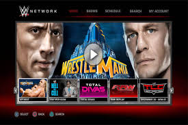 The WWE Network has a very simple and easy to use interface, though improved search features would be appreciated.