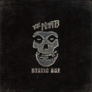 Static Age was released for the very first time with the box set.