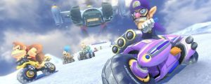 Mount Wario is my pick for best new track.