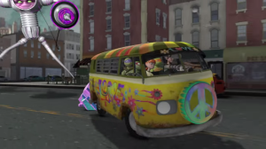 Don't be surprised if Kirby's Party Wagon gets a make-over in season 3.