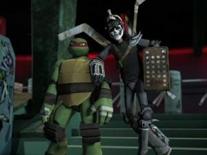 Casey Jones and Raph team-up yet again.