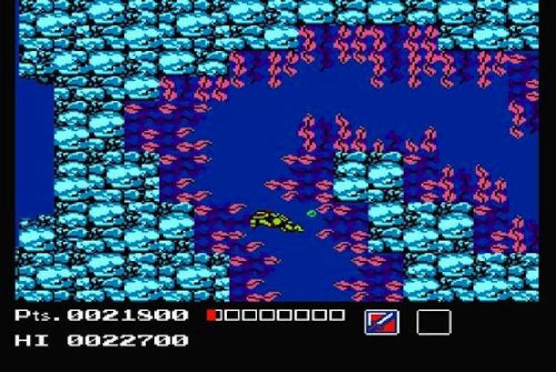 Teenage Mutant Ninja Turtles – NES | The Nostalgia Spot