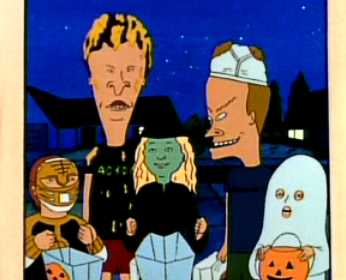 Beavis and butt head the nostalgia spot beavis and butt head on a quest for candy voltagebd Gallery