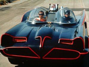 Still the coolest Batmobile ever created.
