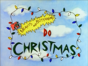 Beavis and Butt-head Do Christmas (1995)