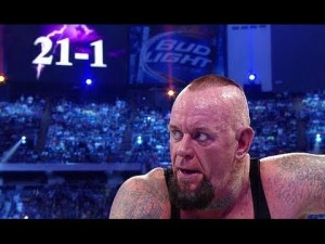 The last time wrestling fans saw The Undertaker it was following one of the most shocking moments in wrestling history.