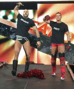 Cesaro and Kidd have been one of the few bright spots in a lackluster tag division.