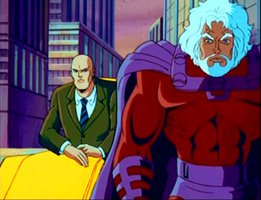 Magneto was easily the show's most successful attempt at blurring the lines between hero and villain.