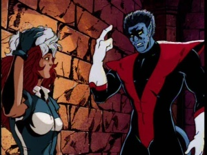 The show never added to its core cast of X-Men, but that didn't stop other fan-favorites from appearing in the show, like Nightcrawler.