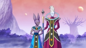 Beerus and Whis are the latest antagonists to threaten earth.