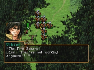 At times, the player will be tasked with completing more tactical battles.