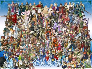 Suikoden II's most memorable attribute is undoubtedly its large roster of characters.