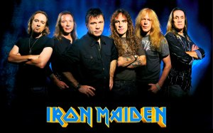 Iron Maiden has been making music and releasing albums for over three decades.
