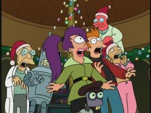 """Futurama: """"Xmas Story"""" (1999)"""