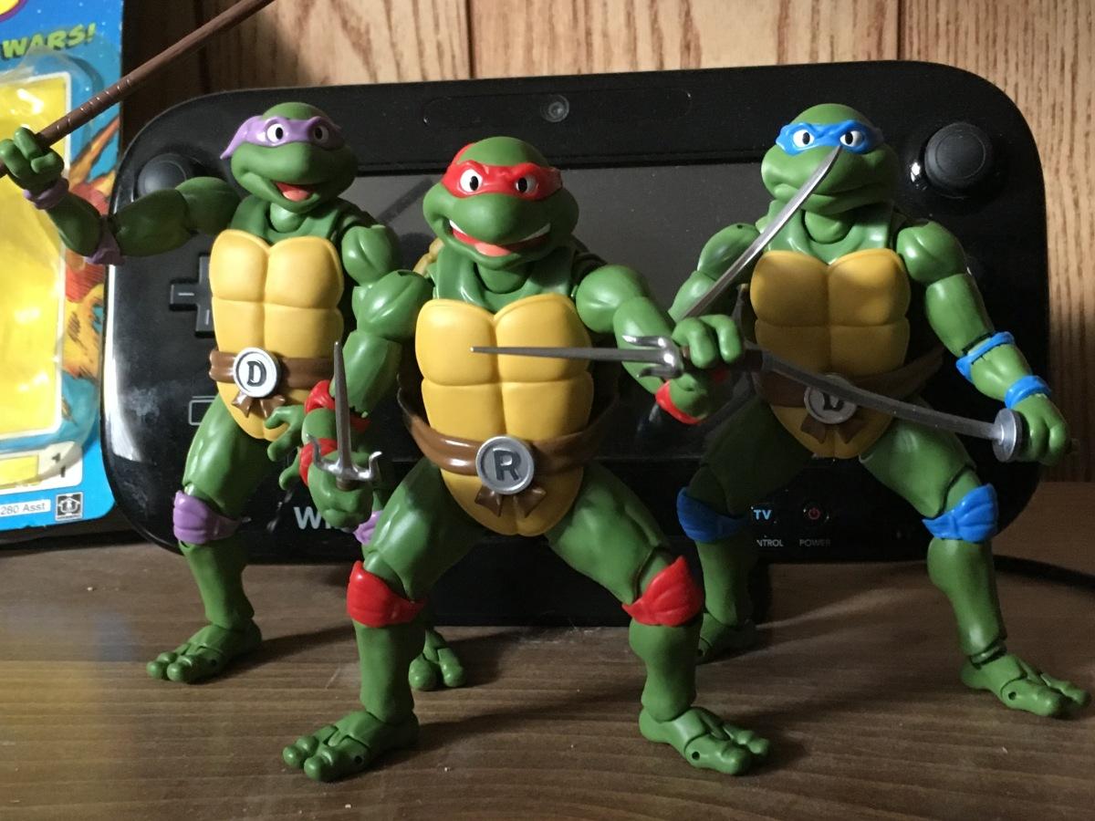 Bandai SH Figuarts Teenage Mutant Ninja Turtles Raphael