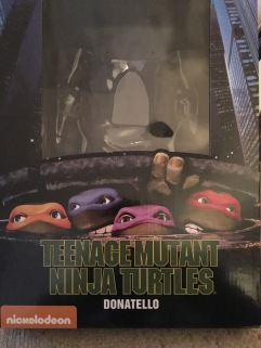 The box resembles the original VHS release of the film.