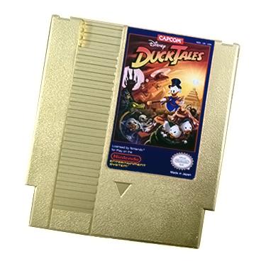 DuckTales CapCom Gold