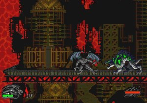 Gargoyles_Sega_Genesis_Disney_retro_16-Bit_action_license_cartridge_childhood-1