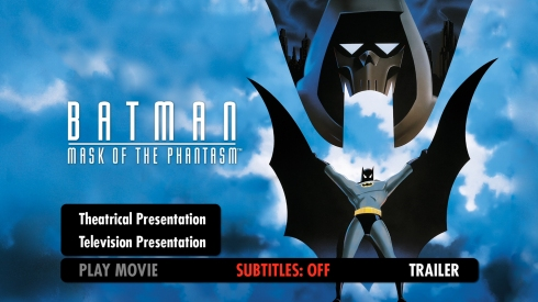 Batman_Mask_Phantasm_Blu-ray_review_menu