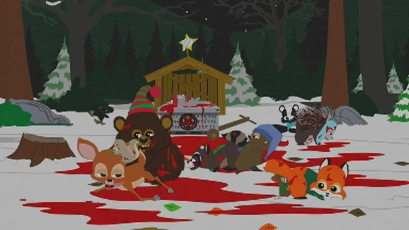 Dec. 7 – Woodland Critter Christmas | The Nostalgia Spot