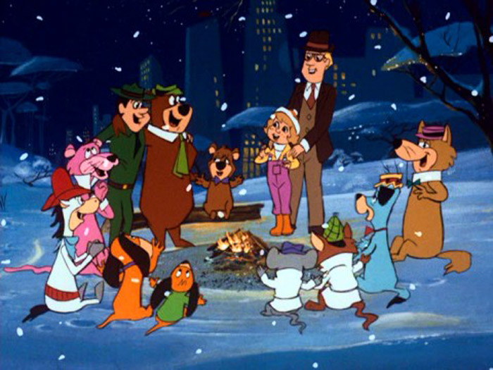 Yogi Bears All Star Comedy Christmas Caper.Dec 9 Yogi Bear S All Star Comedy Christmas Caper The