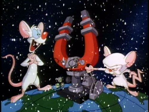 Pinky And The Brain Christmas.Dec 21 A Pinky And The Brain Christmas The Nostalgia Spot